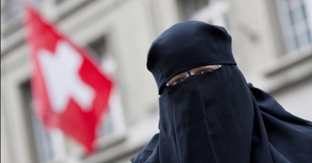 Европа и исламската бурка