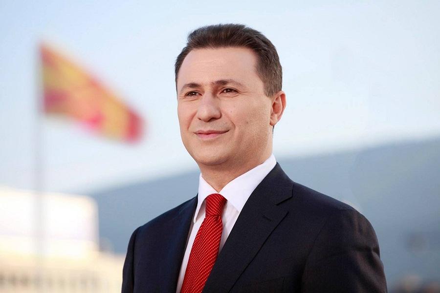 """Груевски покрена иницијатива за меѓународен орден за заслуги """"Света Мајка Тереза"""""""