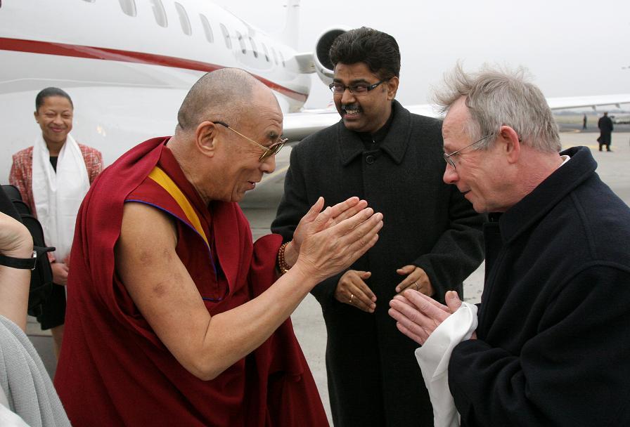Далај Лама им се заблагодари на Чесите за поддршката за Тибет