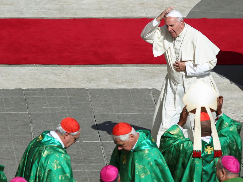 Папата Франциск назначи 17 нови кардинали