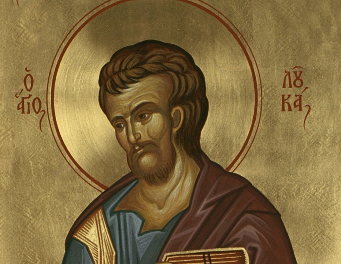 Денеска е Свети апостол Лука