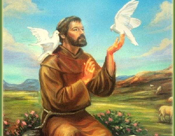 Католички светец на денот