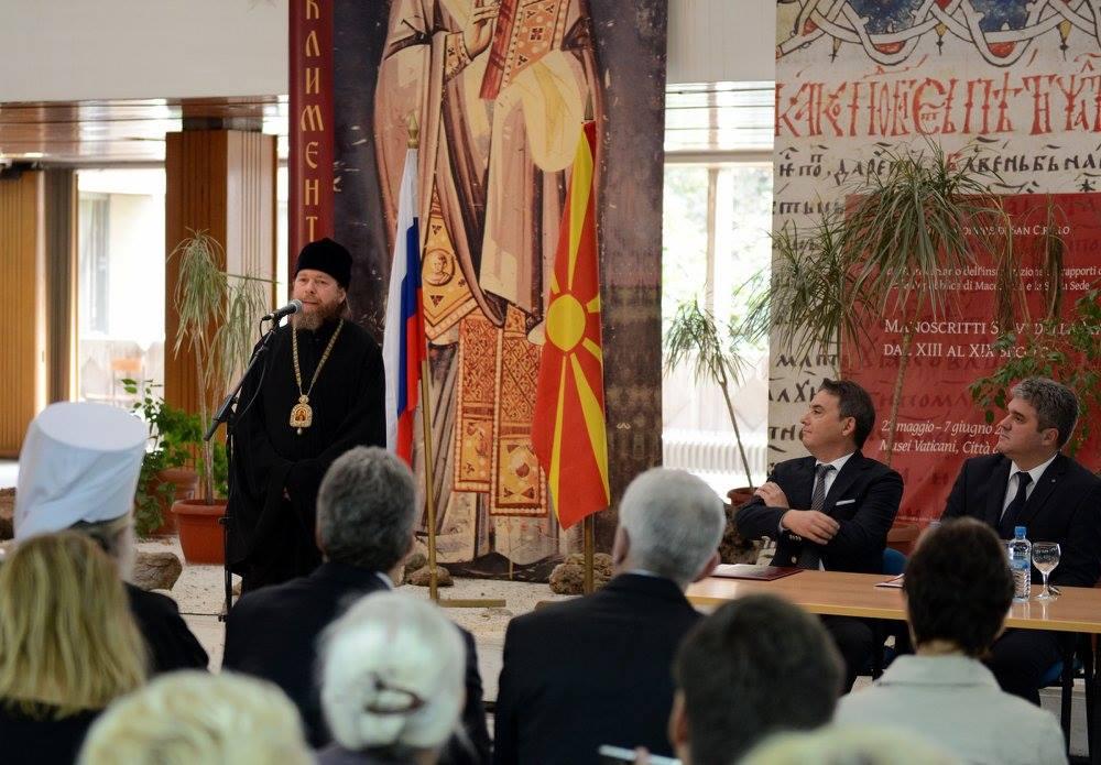 Рускиот патријарх испратил порака: Статусот на МПЦ мора да се реши