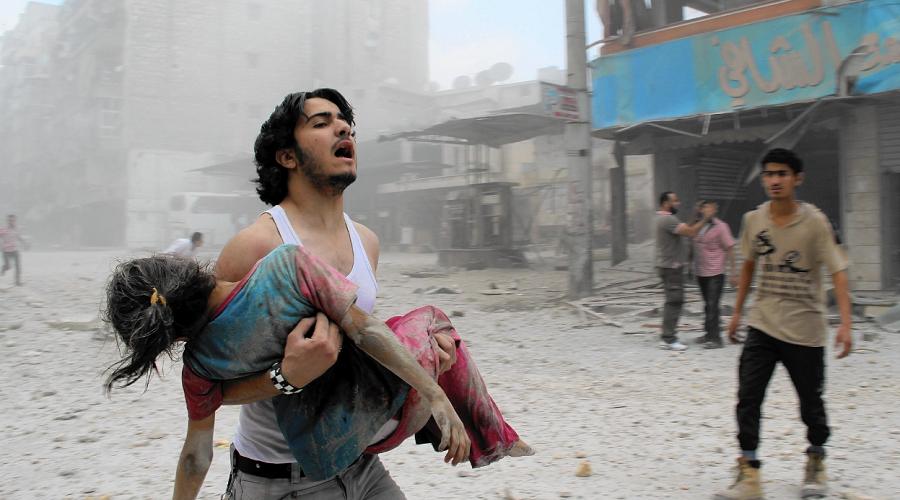 Ердоган предупреди на голем број бегалци од Алепо