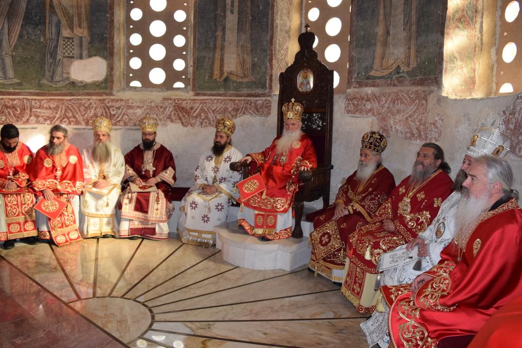 Достојна почит кон Митрополитот Тимотеј