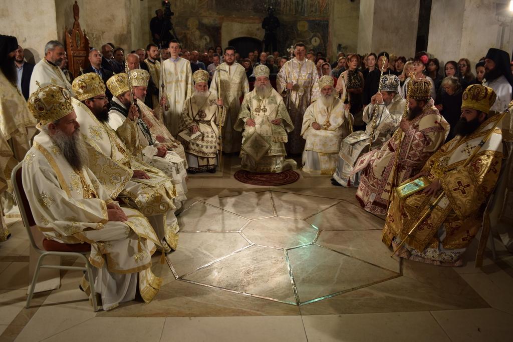 Два големи јубилеја одбележува Митрополитот Тимотеј викендов во Охрид
