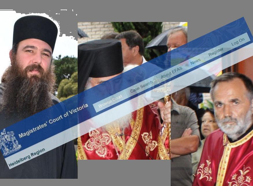 Продолжуваат судските процеси против двајца свештеници на Владиката Петар во Австралија