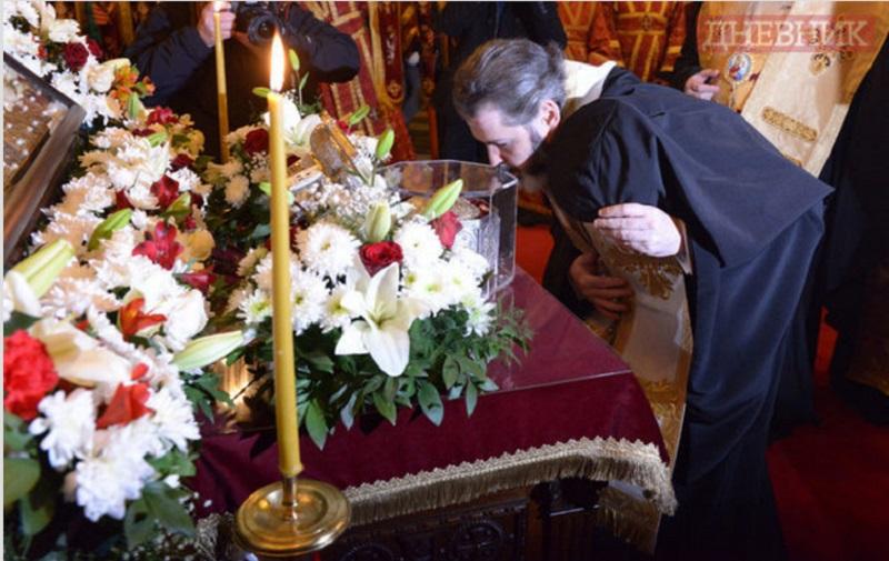 Дали по 700 години черепот ќе се спои со телото на свети Климент?