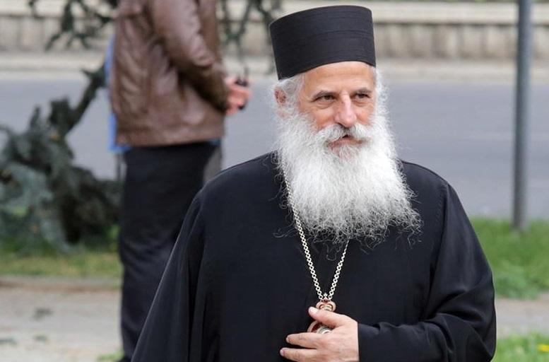 Владиката Петар проговори за приведувањето на аеродромот во Скопје
