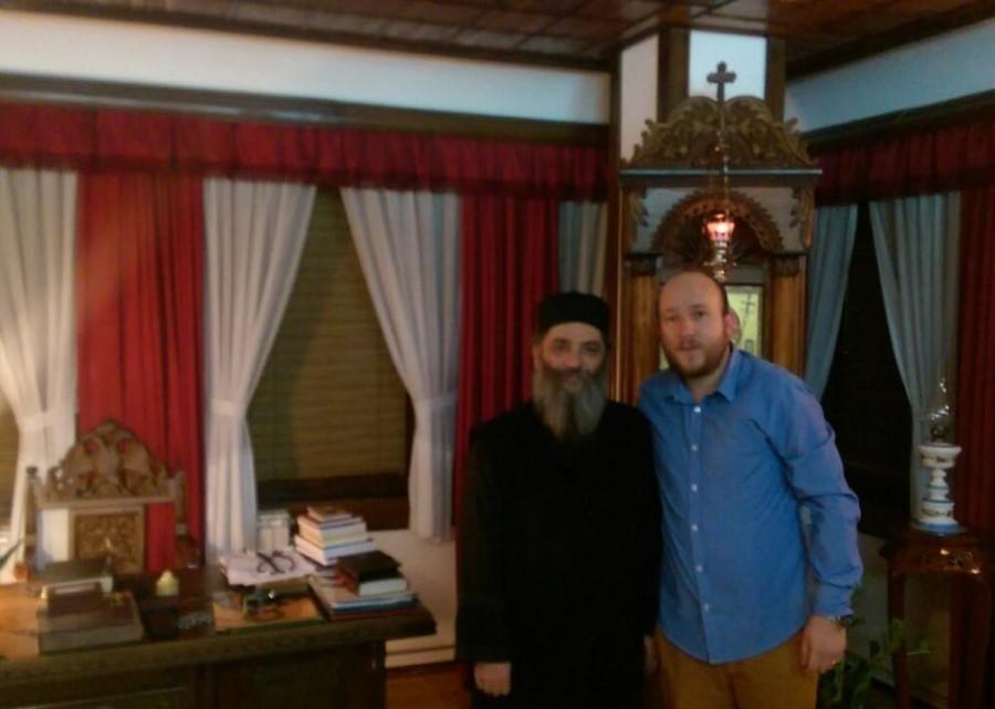 Македонците од Албанија и Бигорскиот манастир ќе ја продлабочуваат соработката
