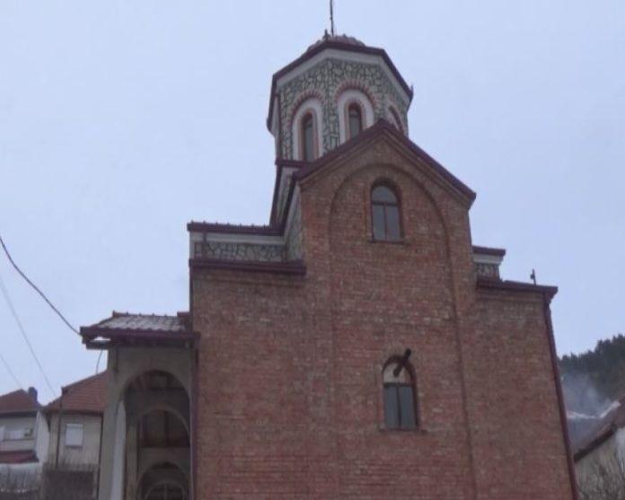 По 15 години, конечно изградена црквата во Звегор