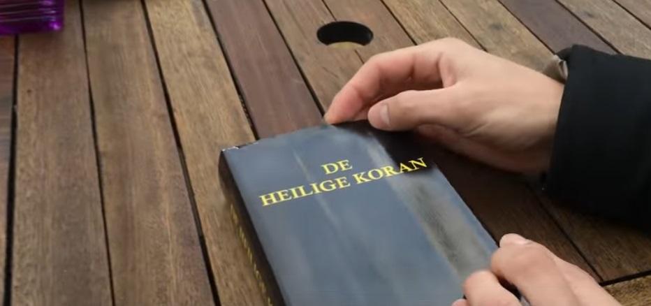 Што се случува кога на христијани им читаш делови од Библијата, претставена како Куран?