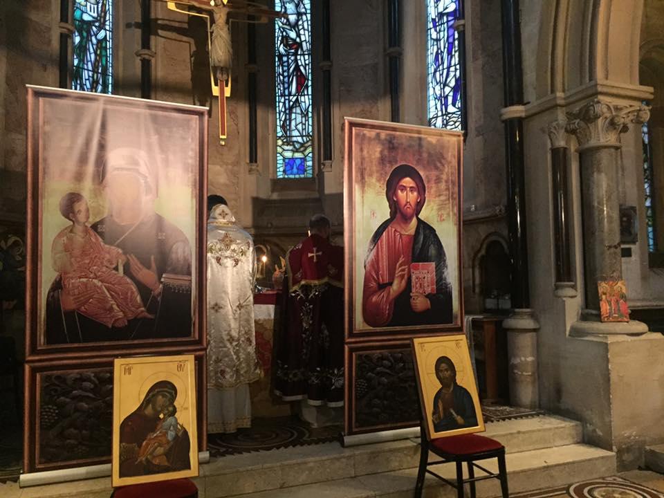 МПЦ во Лондон: Синодот и Владиката Пимен да не молчат за нападот врз Отец Виктор