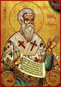 sveti Vasilij arhie