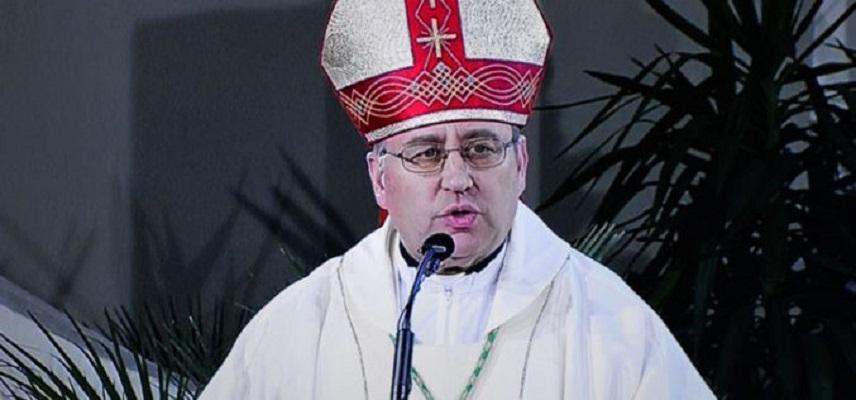 """Бискупот Стојанов служел во базиликата """"Свети Павле"""" во Рим"""