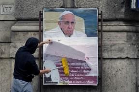 Papa plakat