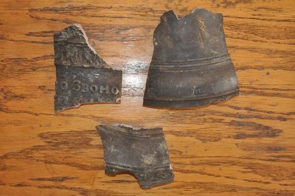 Црковните ѕвона од Пантелејмон завршиле во отпад за старо железо
