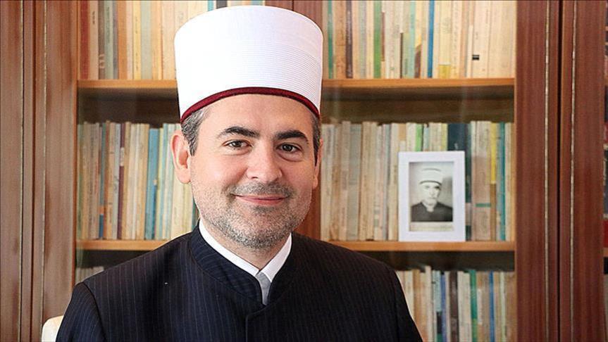 Канцеларката Меркел испрати писмо до имамот со скопско потекло