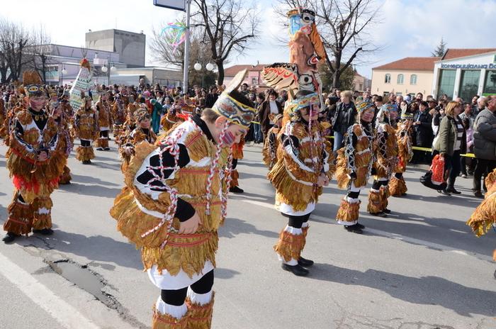Викендов во Прилеп се одржува карневалот  Прочка