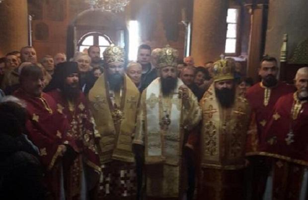 Пимен, Јосиф и Јосиф градат традиција на заедничка богослужба за денот на тројцата Свети Архиереи