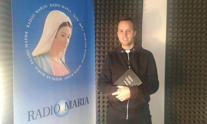 Запознајте ги црковните отци на радио Мариjа