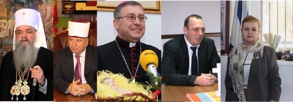 Поглаварите на црквите и верските заедници бараат крај на тензиите и решение на кризата