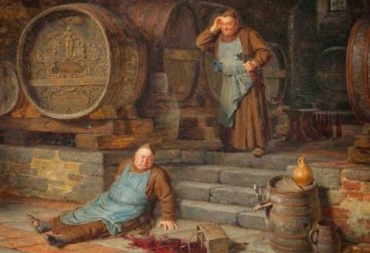 Монахот алкохоличар