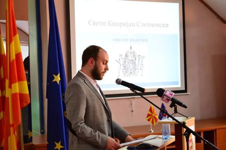 Игуменот Кипријан што МПЦ ќе го прогласи за светител бил горен со оган од манастирски свеќи
