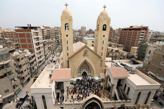 Ал Сиси: Нападот врз христијаните е напад и врз муслиманите