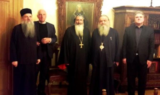 Сириски митрополит на гости кај МПЦ-ОА