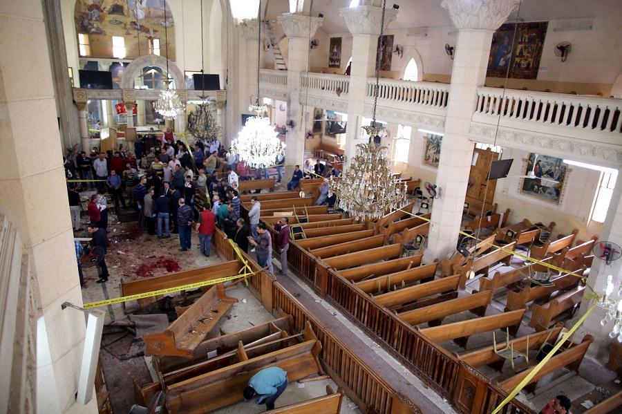 ИСИЛ ја презеде одговорноста за нападот врз Коптите