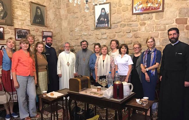 Јужен Либан  Во Сидон отслужена Литургија на црковнословенски јазик