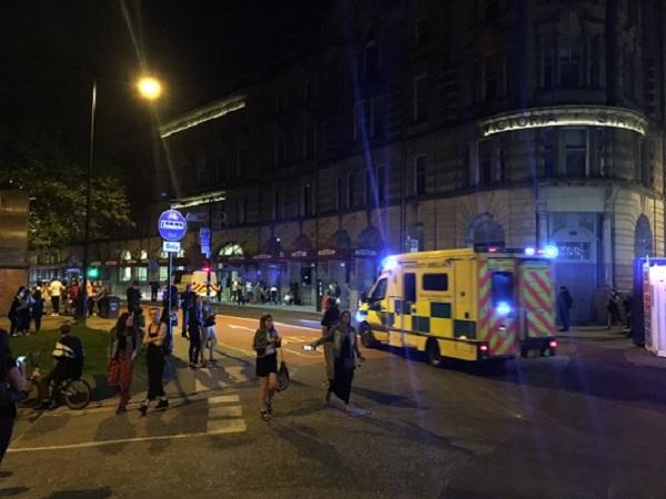 Нападната џамија во Манчестер