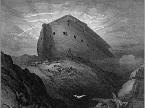 Пронајдена Ноевата арка