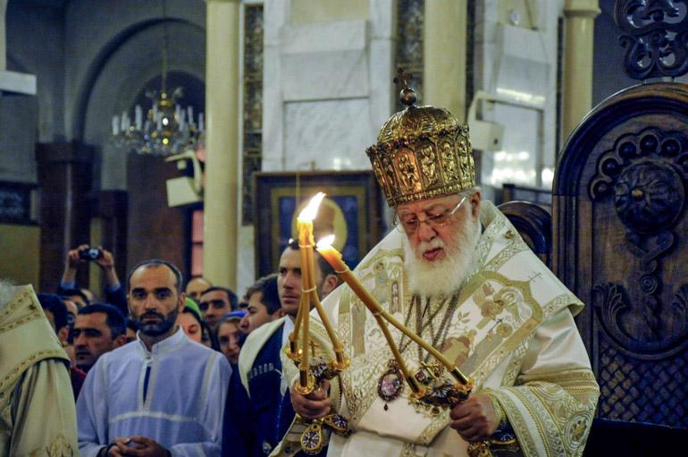 Грузискиот Патријарх бара Грузија да стане монархија