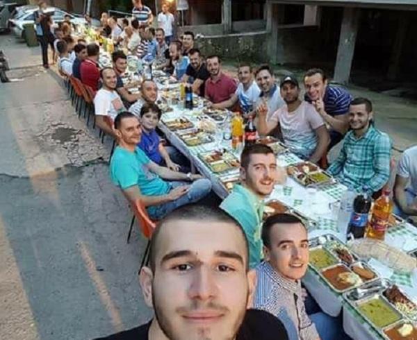 На ифтар во Чаир!