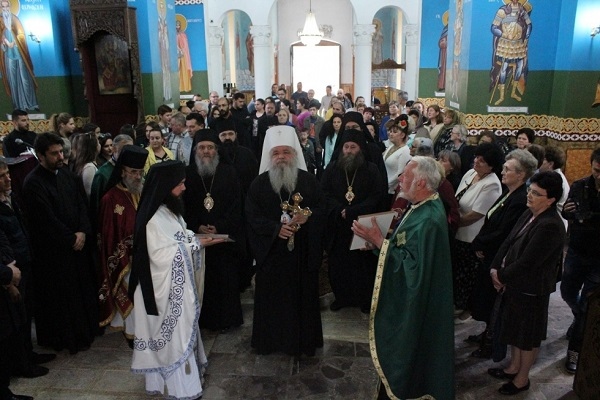 Синодот на МПЦ отслужи помен за митрополитот Кирил