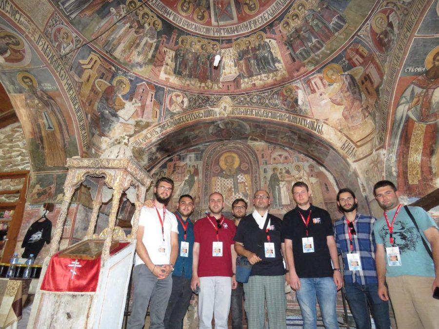 Студенти од Теолошкиот факултет учествуваа на Демирхисарската летна школа