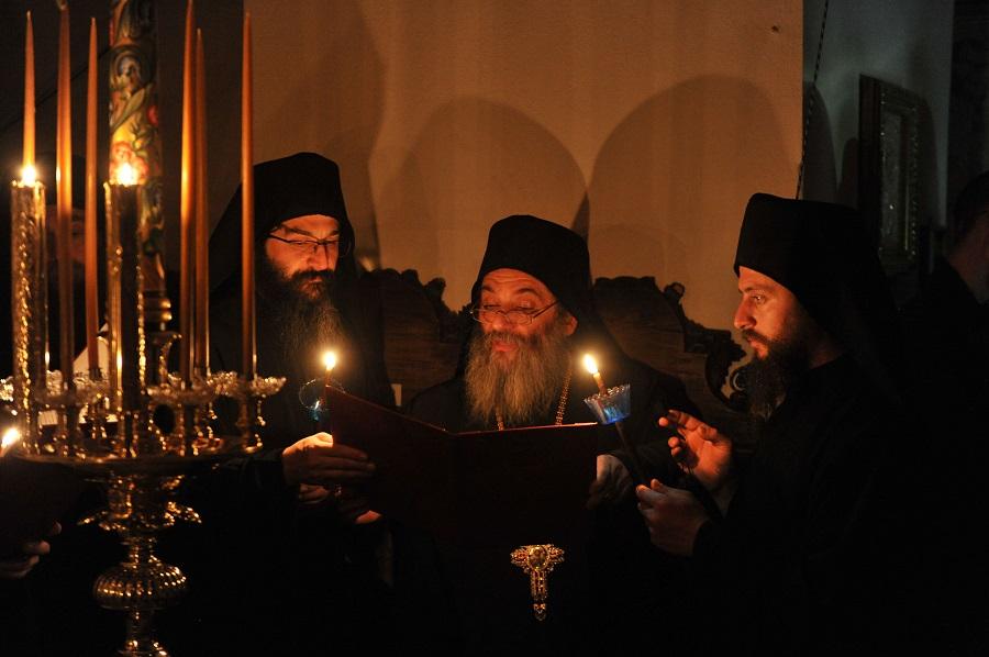 Во служба на првиот и најголем Христов монах