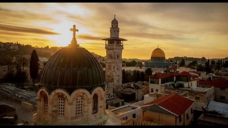 Патував во Ерусалим и таму сретнав старец