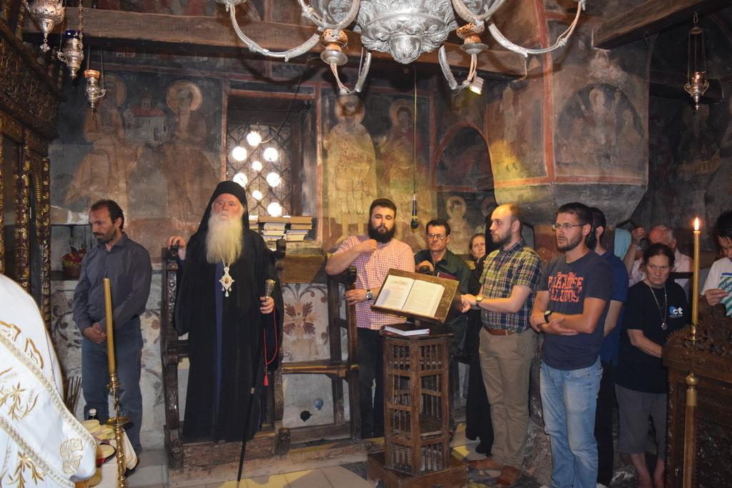 Свети Наум, да биде наш молитвеник пред престолот на Севишниот