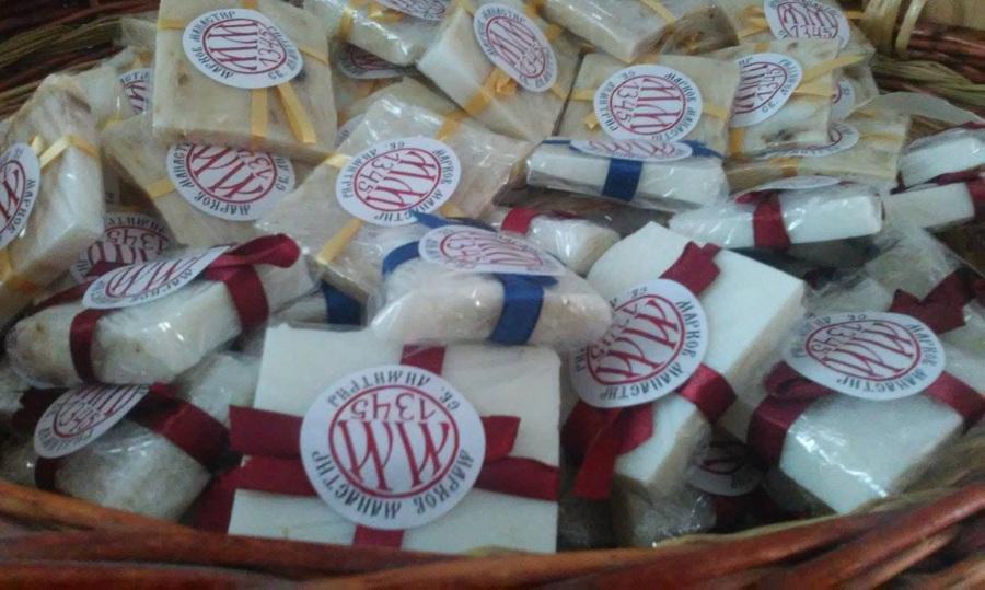 Монахињи произведуваат природен сапун