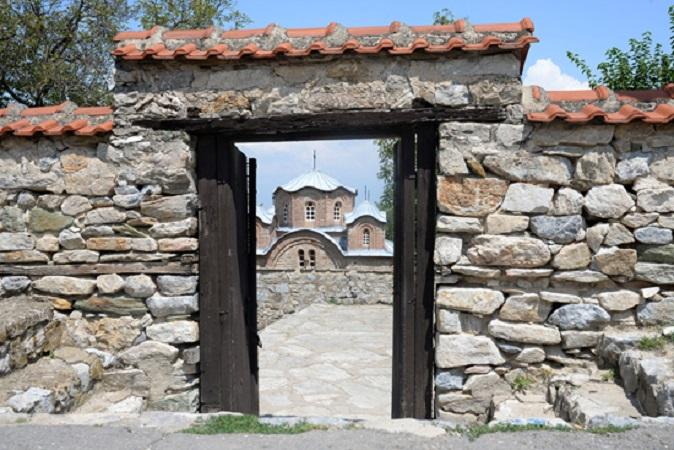 Најстариот манастир во Скопје оживува со монаси