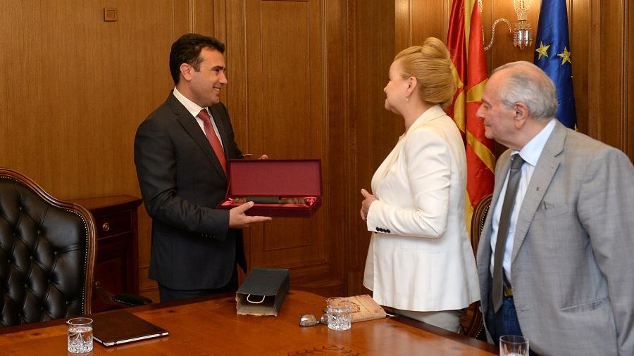 Премиерот Заев ќе биде покровител на 75 годишнината од холокаустот на Евреите од Македонија