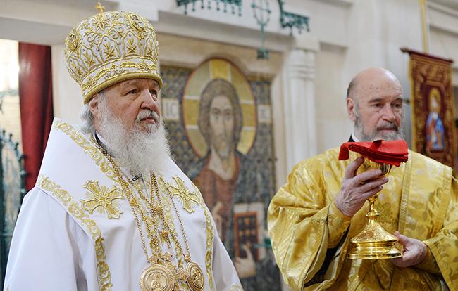 Патријарх Кирил: Доколку се гради без Бога, ништо не станува од тоа