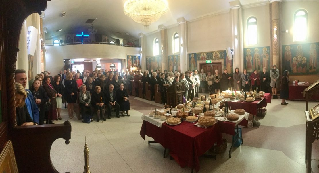 Македонците од Австралија го одбележаа јубилејот на автокефалноста на МПЦ ОА