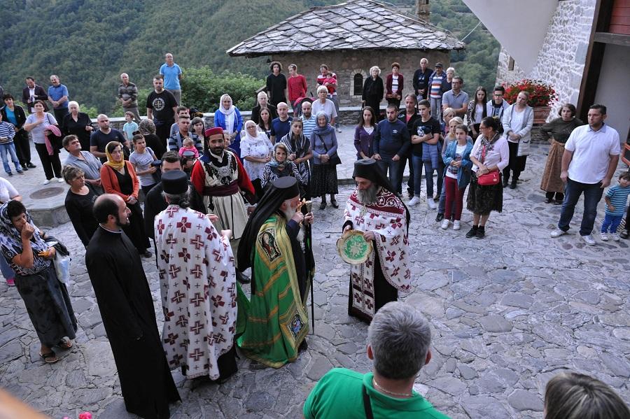 Бигорски го одбележува патрониот празник