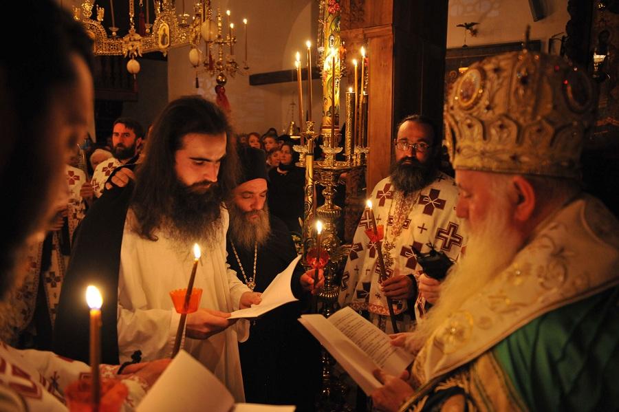 Отец Антониј ја збогати Бигорската Обител