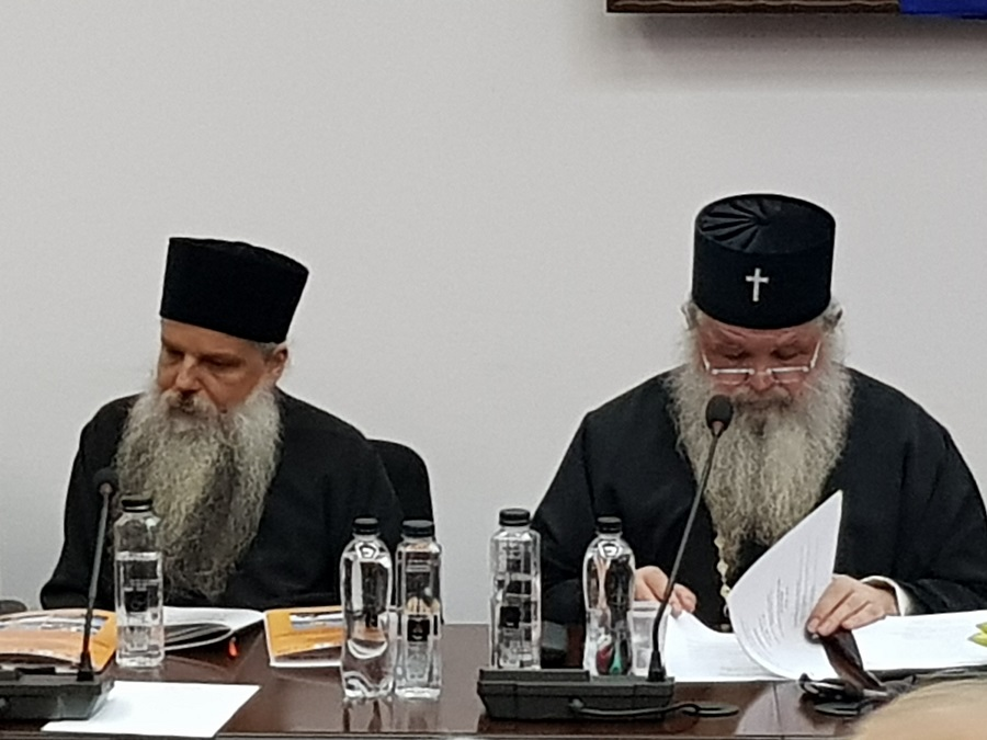 Архиепископот Стефан во Романија зборувал за автокефалноста на МПЦ ОА