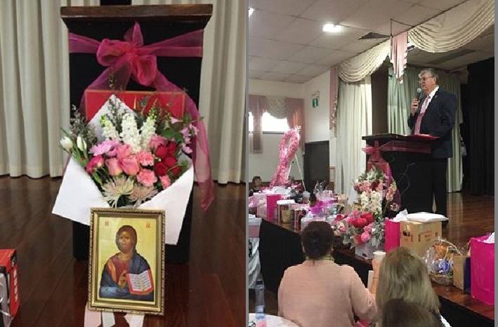 Македонски вернички во Сиднеј во донаторска акција за борба против ракот на дојката